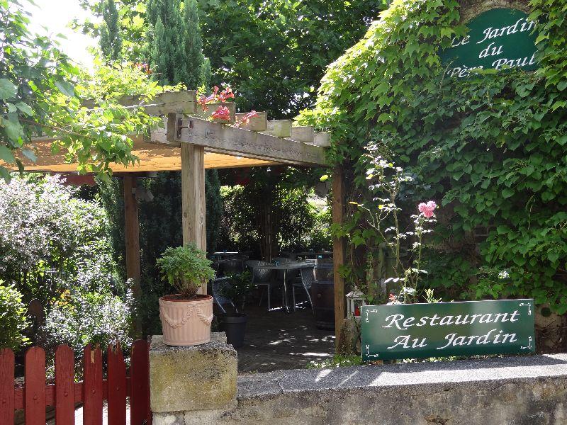 Le jardin for Restaurant le jardin au moulleau